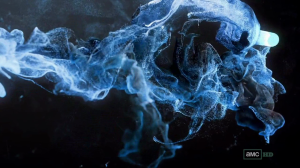 Tree of life, Terrence Malick, Breaking Bad, Blue, meth, chemical reaction,